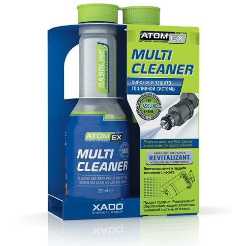 AtomEx Multi Cleaner (Gasoline)