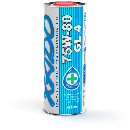 XADO Atomic Oil 75W-80 GL 4