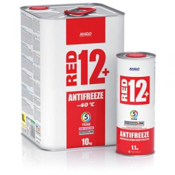 Antifreeze Red 12+ -40⁰С