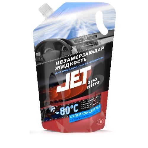 Незамерзающая жидкость -80 °С