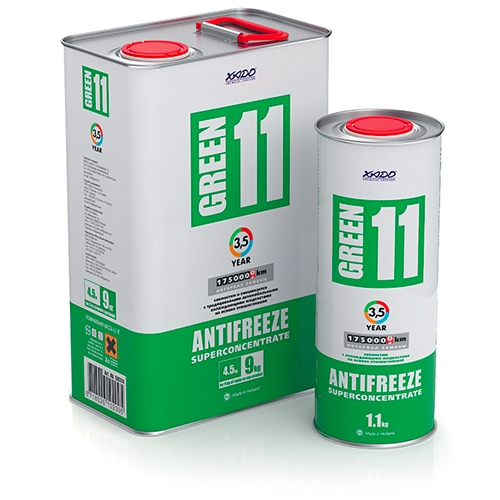 Antifreeze Green 11