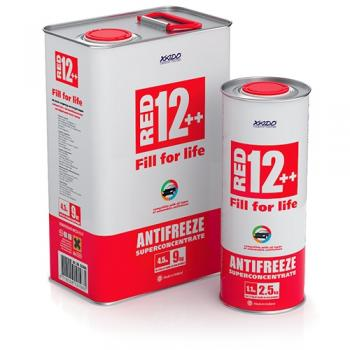XADO Antifreeze Red 12++