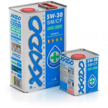XADO Atomic Oil 5W-30 SM/CF