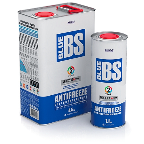 Antifreeze Blue BS