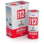 Antifreeze Red 12+