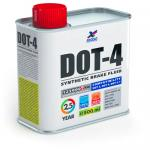 DOT-4 - Синтетическая тормозная жидкость