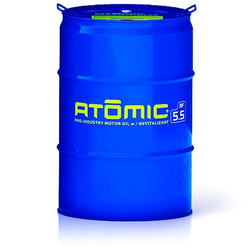 Atomic Pro-Industry 10W-40 SG/CF-4 Silver